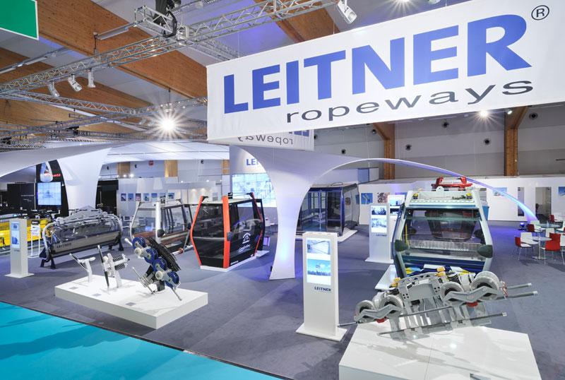 Leitner-Interalpin-Messeagentur-München