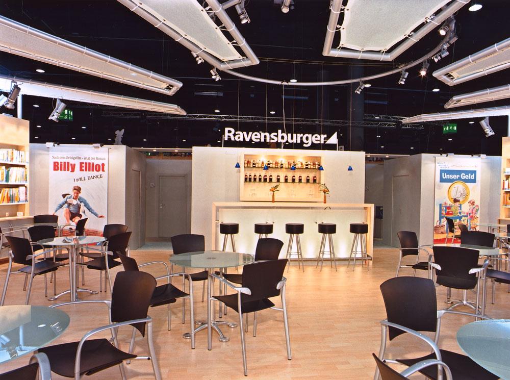 Ravensburger-Buchverlag-Messedesign-FRANKFURTER-BUCHMESSE-2