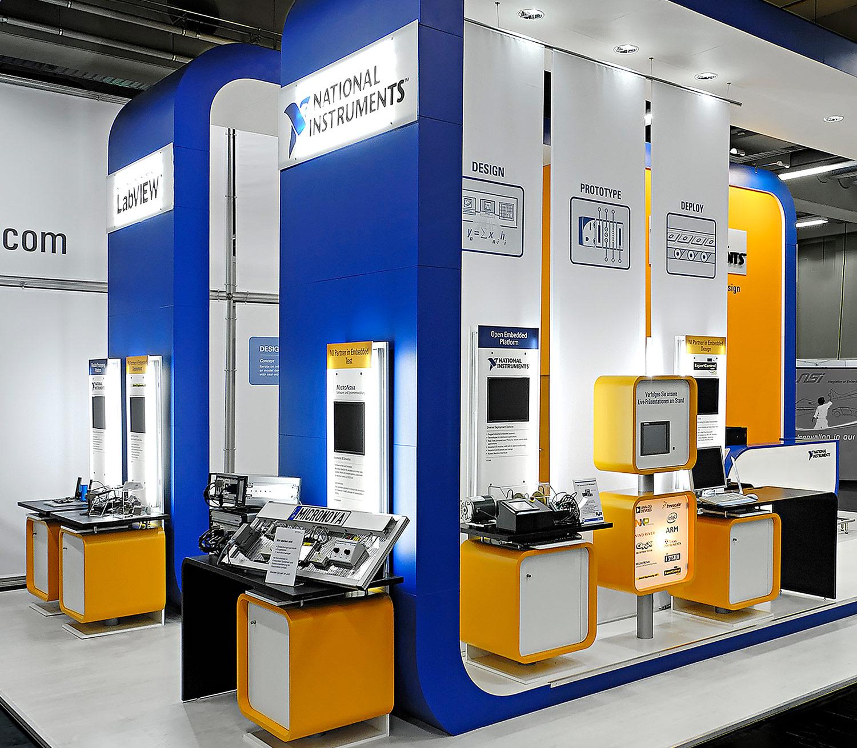 Messedesign - Messebau - Embedded - Nürnberg